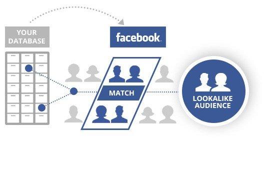 Wrongful Use of Facebook, Lookalike Audience