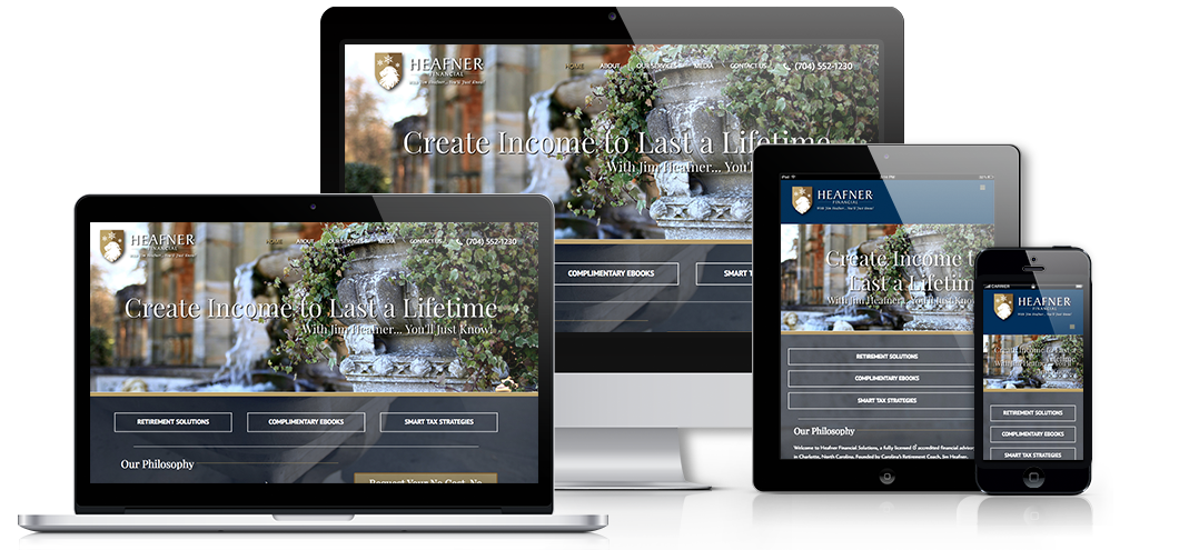Digital Design & Websites For The Independent Advisor