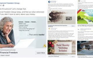 Financial Advisor Facebook Advertising