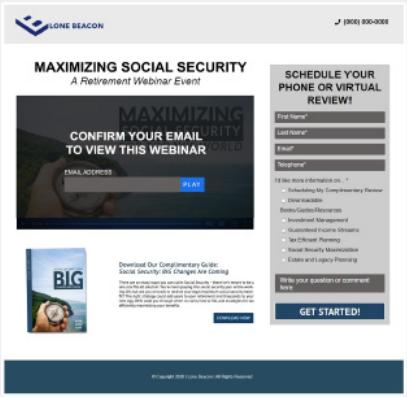 The New Webinar