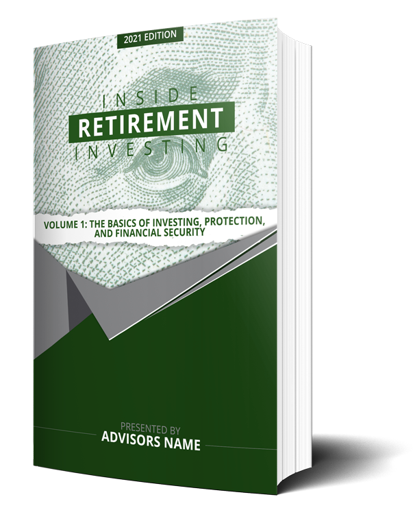 The Inside Retirement Investing© eBook Series - Marketing for Financial Advisors Book