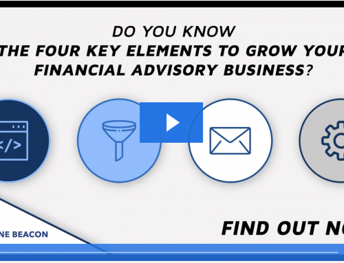 Do You Know The 4 Key Elements To Grow Your Financial Industry Business